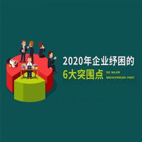 2020年企业纾困的6大突围点(3集)英盛商学院教程